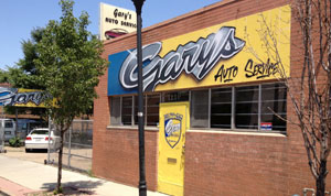 Garys Auto Repair on Sante Fe